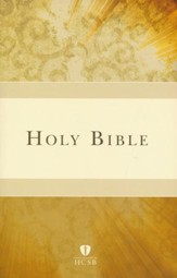 HCSB Outreach Bible