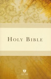 HCSB Outreach Bible, Case of 32