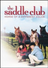 The Saddle Club: Horse of a Different Color, DVD
