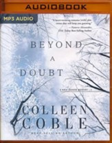 Beyond a Doubt - unabridged audio book on MP3-CD