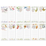 Seasonal Inspirational Memo Pads, Pack of 12