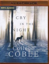 Cry in the Night - unabridged audio book on MP3-CD