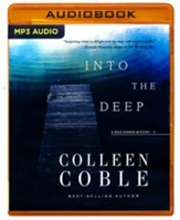 Into the Deep - unabridged audio book on MP3-CD