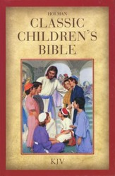KJV Holman Classic Children's Bible - Slightly Imperfect