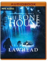 The Bone House - unabridged audio book on MP3-CD