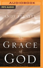The Grace of God - unabridged audio book on MP3-CD