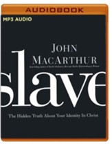Slave: The Hidden Truth About Your Identity in Christ - unabridged audio book on MP3-CD