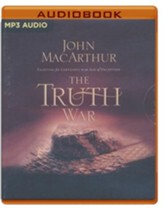The Truth War: Fighting for Certainty in an Age of Deception - abridged audio book on MP3-CD