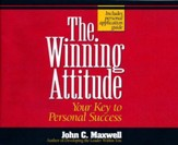 The Winning Attitude: Your Pathway to Personal Success - abridged audio book on CD