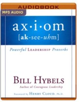 Axiom: Powerful Leadership Proverbs - unabridged audio book on MP3-CD