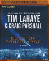 Edge of Apocalypse: A Joshua Jordan Novel - unabridged audio book on MP3-CD