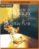 Even Now - unabridged audio book on MP3-CD