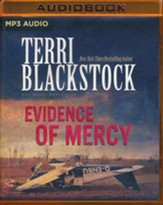 Evidence of Mercy - unabridged audio book on MP3-CD
