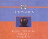 God's Power to Change Your Life - unabridged audio book on CD