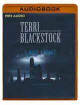 Last Light - unabridged audio book on MP3-CD