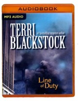Line of Duty - unabridged audio book on MP3-CD