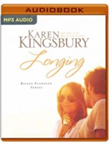 Longing - unabridged audio book on MP3-CD