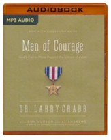 Men of Courage: God's Call to Move Beyond the Silence of Adam - unabridged audio book on MP3-CD
