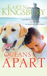 Oceans Apart - unabridged audio book on CD