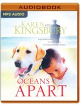 Oceans Apart - unabridged audio book on MP3-CD