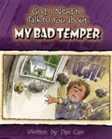 God, I Need to Talk to You about My Bad Temper (10  pack)