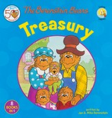 The Berenstain Bears Treasury  - Slightly Imperfect
