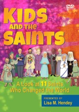 Kids and the Saints: A Look at 11 Saints Who Changed the World - DVD