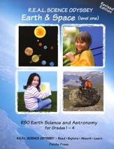 R.E.A.L. Science Odyssey: Earth & Space, Level One