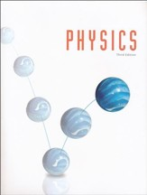 BJU Press Physics Grade 12 Student  Text, Third Edition (Updated Copyright)
