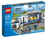 LEGO ® City Mobile Police Unit