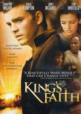 King's Faith, DVD