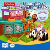 Little People: Sunday School Sing-Alongs & ABCs--Book and CD