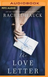 The Love Letter: A Novel - unabrodged audiobook on MP3-CD