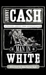A Man in White: A Novel About the Apostle Paul - unabrodged audiobook on CD