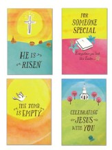 He Is Risen, Easter Cards, Box of 12