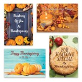 Harvest, Thanksgiving Cards, Box of 12