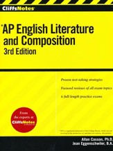 CliffsNotes AP English Literature  and Composition,3rd Edition