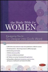 The Study Bible for Women, NKJV Edition, Hardcover