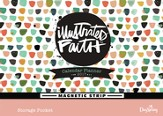 Illustrated Faith Wall Planner