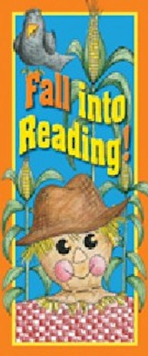Fall into Reading! Bookmark