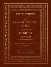 Genesis: The Commentators' Bible, The Rubin JPS Miqra'ot Gedolot