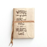 Words Can Go, Leather Journal