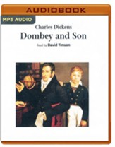 Dombey and Son - unabridged audio book on CD