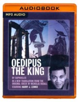 Oedipus the King - audio theatre by the L.A. Theatre Works on MP3-CD