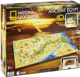 4D National Geographic, Ancient Egypt, Cityscape Puzzle