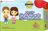 Meet the Sight Words Level 1: 12 Easy Reader Books