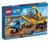 LEGO ® City Excavator and Truck