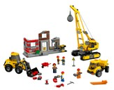 LEGO � City Demolition Site