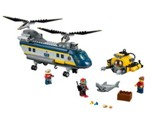 LEGO ® City Deep Sea Helicopter