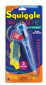 Squiggle Wiggle Vibrating Pen